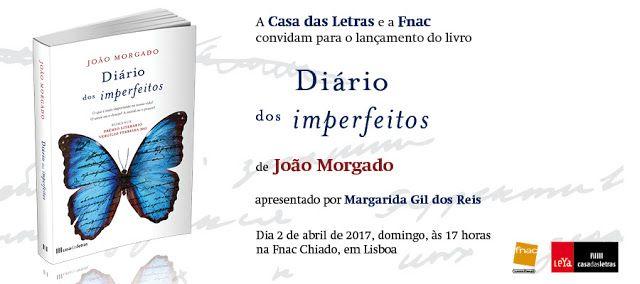 """Sinfonia dos Livros: Convite Casa das Letras   Lançamento do livro """"Diá..."""