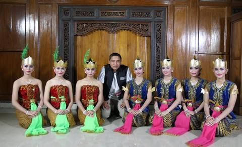 Beauties of Surakarta, Central Java.....