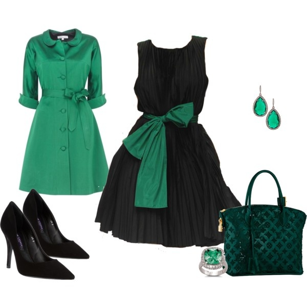 Emerald City - I'm beginning to think I'm drawn to all things green...