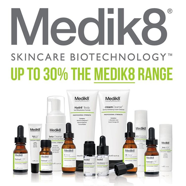 We've updated all of the prices on our #Medik8 #Skincare Range! Find up to 30%+ off RRP prices on our site now! <See Link In Bio!> #Medik8UK #Beauty #bbloggers #beautyblogger #makeuplover #retinol #hydr8 #antiageing #medik8sale