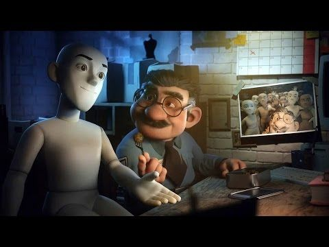 "CGI Making of HD: ""Making of Christmas Lottery"" (Lotería de Navidad) 2015"