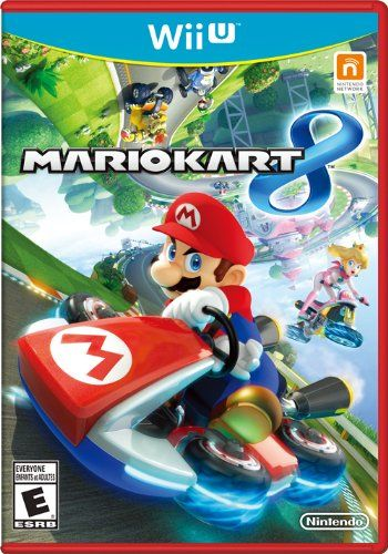 Amazon.com: Mario Kart 8 - Nintendo Wii U: Video Games