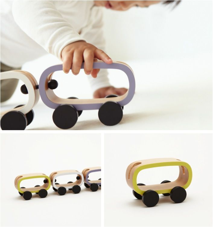 Japanese wooden toys