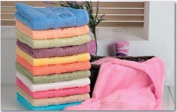 Как сделать махровые полотенца снова мягкими? 11 полезных советов. - Рецепти
