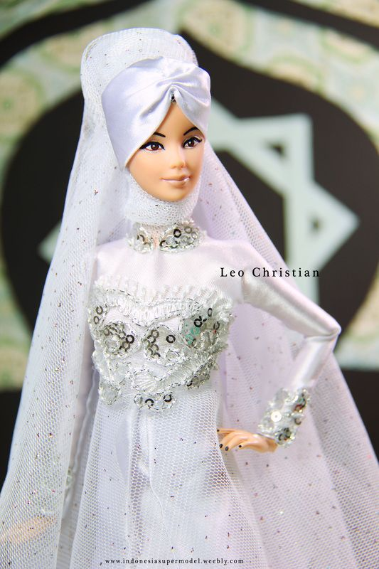 Hijab Barbie #3