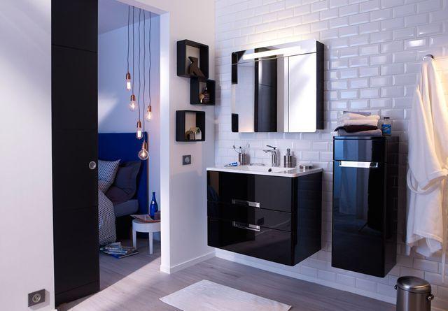 17 meilleures id es propos de salle de bain castorama - Plan salle de bain castorama ...