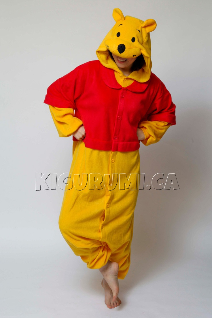Winnie The Pooh Kigurumi Onesie The O Jays Products And