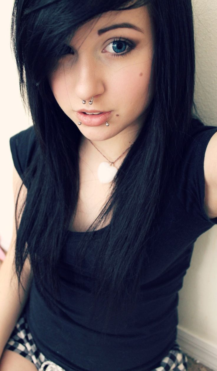 Tremendous 1000 Images About Hair Styles On Pinterest Scene Hair Emo Hair Hairstyle Inspiration Daily Dogsangcom