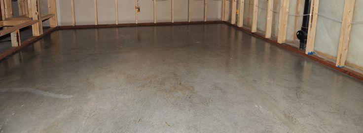 Concrete Sealer For Basement Floor