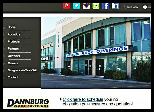 We've been in business for over 30 years, and our A+ ranking with the Better Business Bureau is just one of many ways you can be assured of the quality offered by Dannburg Floor Coverings. We have offices in Calgary and Edmonton.   You can book your No obligation pre-measure and quotation by calling 403 228 5450 OR also log on to www.dannburg.com to view us on all social media websites.   Please LIKE - SHARE and FOLLOW US.