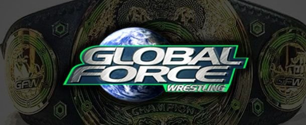 Earlier today we revealed GFW's World Heavyweight Championship title. Here is a look at all four of their belts: