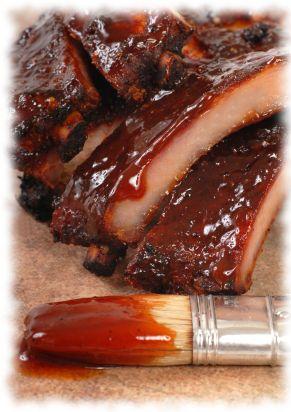 Paleo Recipes | Caveman Baby Back Ribs- **contains natural sugars