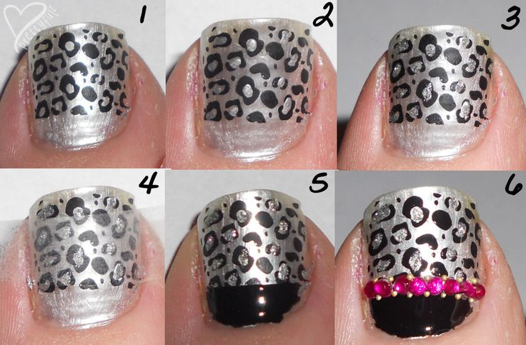 Image for Pink Nail Art Tutorial