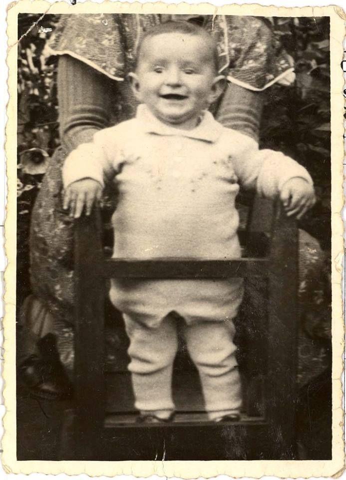 Schprizalla Burstyn Schprizalla was sadly murdered in Auschwitz death camp in 1942 at age 2.