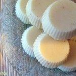 How to Make Lotion Bars. The recipe I've used the last 9 years or so is 1 part wax, 1 part cocoa butter, and 1 part an equal blend of coconut oil and sweet almond oil, a squirt of scented lanolin to mute the TTO scent, with a drop of tea tree oil per 3 oz (1 drop TTO, 1 oz wax, 1 oz butter, 1/2 oz coconut oil, 1/2 oz almond oil). It works great as lotion bar or chapstick.
