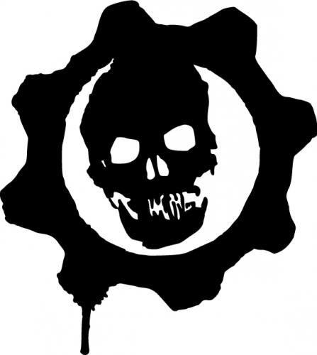 Gears Logo Dibujos De Tatuajes Dise 241 Os Para Tatuajes Y