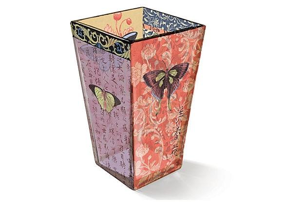 Asia Shannon Glass Vase on OneKingsLane.com