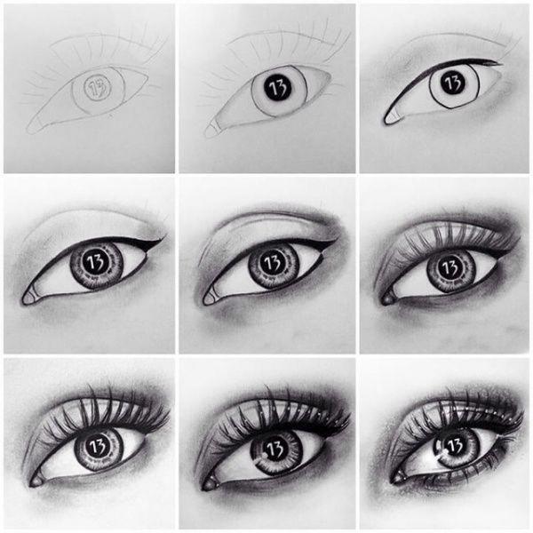 Klicken Sie auf den Link, um weitere Informationen zum Zeichnen von Gesichtern zu erhalten. #Zeichnungsgesichter