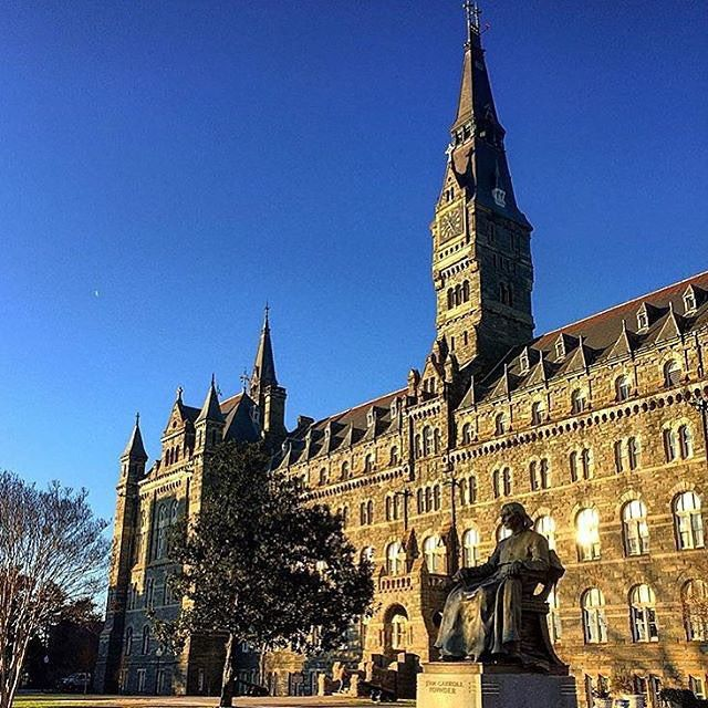 Georgetown university essay word limit for common