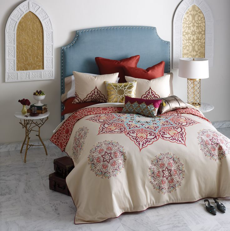 Chanda Duvet Set   Blissliving Home Abu Dhabi Collection