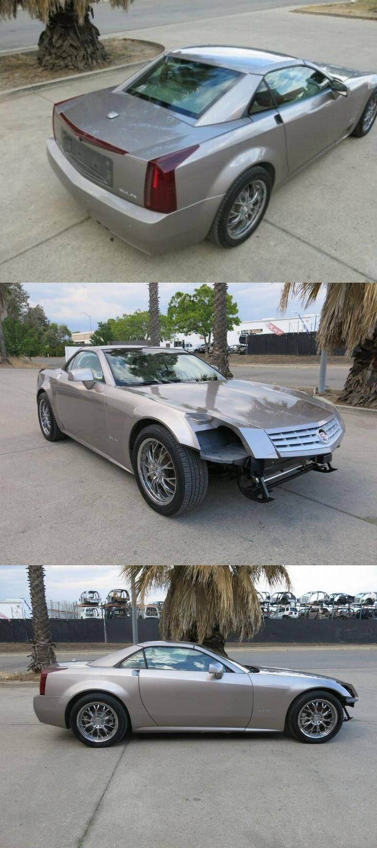 Pin On Wrecked Sport Cars For Sale