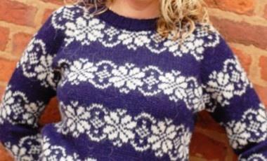 Lund Season Three Jumper Faroese Sweater