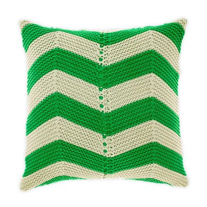 And can't forget the cushions to complete the look! ;) Chevron cushion in Emerald 50cm