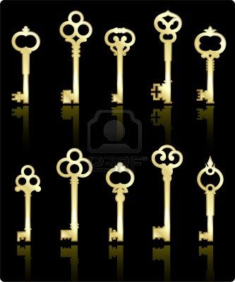 clés anciennes collection - Recherche Google