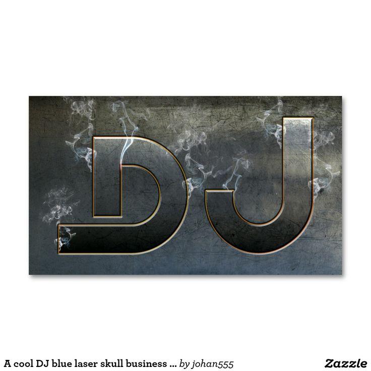 167 best DJ/Music Business Cards images on Pinterest | Business ...
