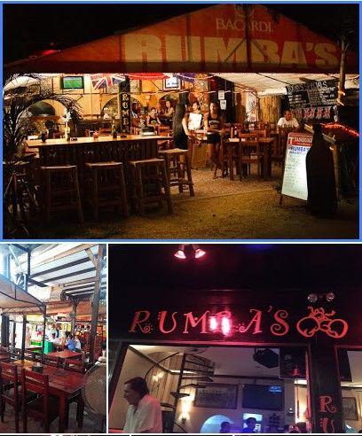 Rumbas Bar & Restaurant in Boracay Island (Reviews)