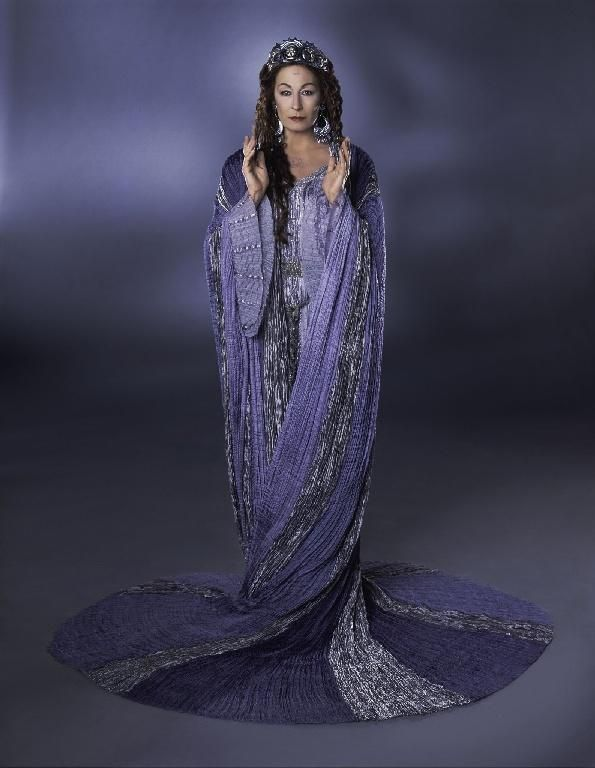 Viviane (from The Mists of Avalon) Truly one of my favorite characters