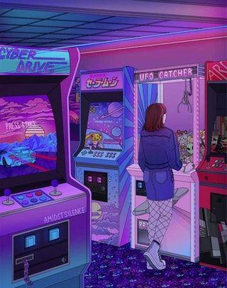 Cyber Drive : outrun