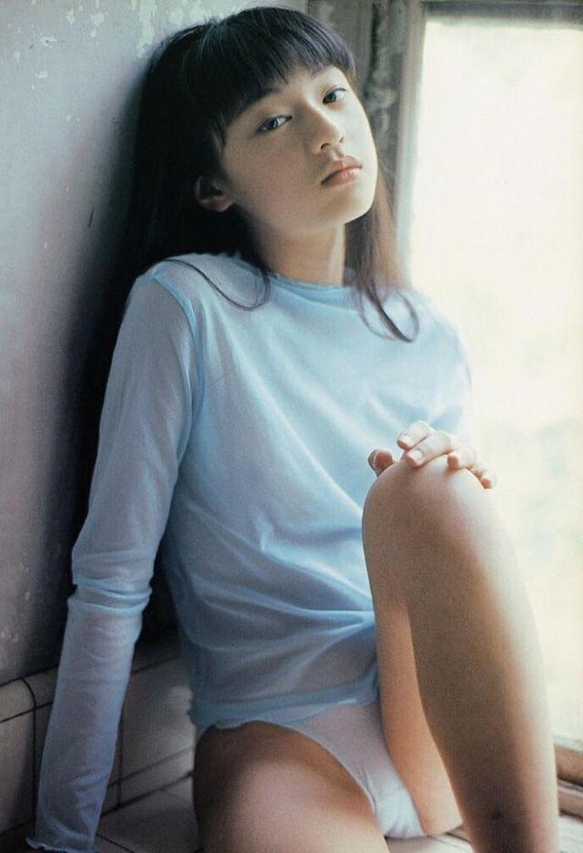 人像摄影:筱山纪信《少女馆》 - 新摄影