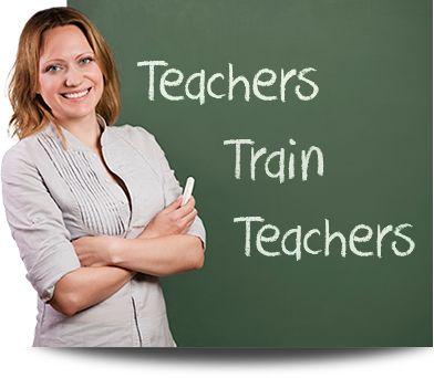 Great Idea for Staff Development!- Teachers Train Teachers