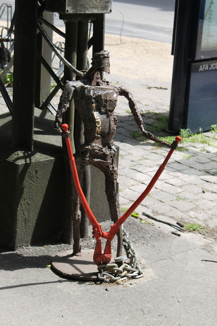 Street Art of Copenhagen