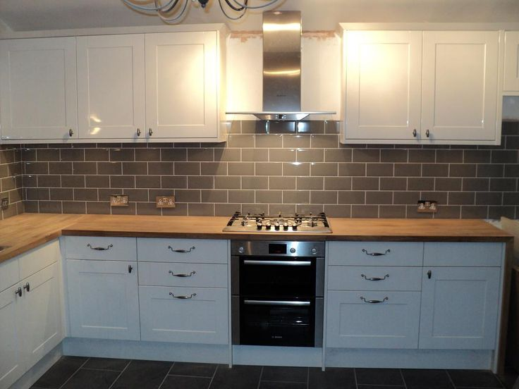 Modular Kitchen Making The Best Out Of The Space Metro Tiles Kitchens And Wall Tiles