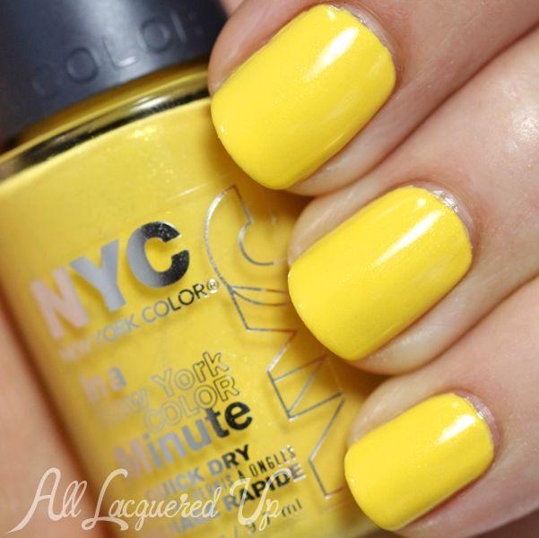Top 25+ Best Yellow Nail Polish Ideas On Pinterest