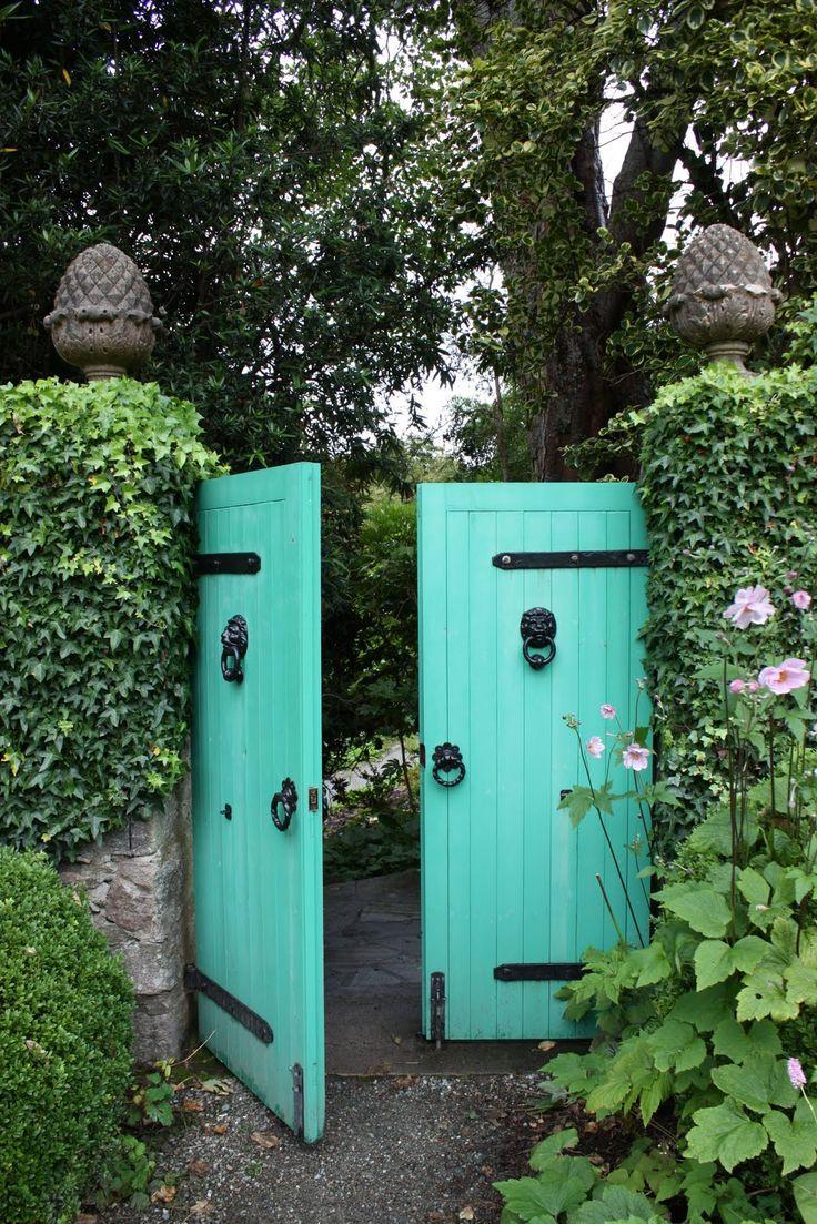 Meer dan 1000 ideeën over tuin hekwerk op pinterest   hek ideeën ...
