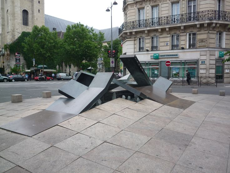 Exploded pavement fountain thingy | by seamus_walsh