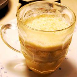 Orange Slush Recipe - A yummy drink concocted of orange juice, milk ...