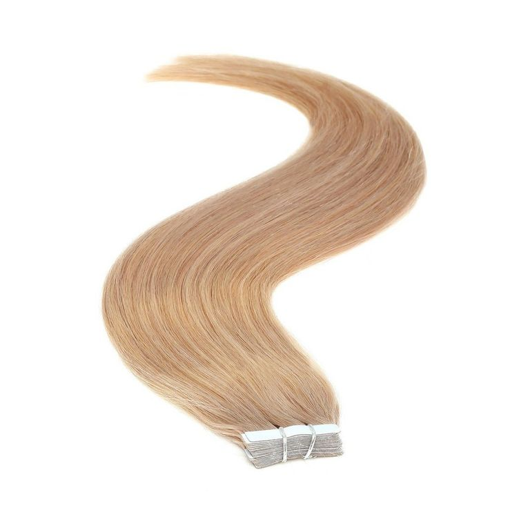 Tape in Hair Extensions | 18 inch | 20ps | 50g | Mousey Brown (8)