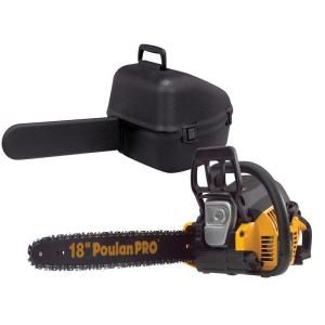 Poulan PRO, 18 in. 42 cc Gas Chainsaw, 967185105 at The Home Depot - Mobile