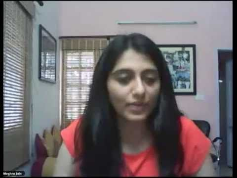 Meghna finally accepted an offer from UCSD - YouTube
