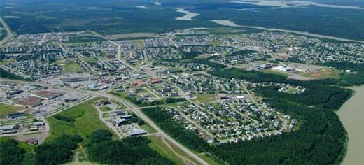 Thompson, Manitoba City Profile