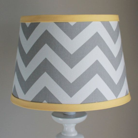 25+ unique Chevron lamp shades ideas on Pinterest | Yellow lamp ...