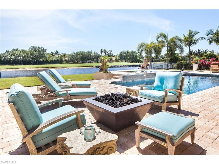 6072 Sunnyslope Dr  Naples  FL 34119   Fireside chat in Quail West. 771 best Naples Florida   Outdoor Living Spaces images on Pinterest