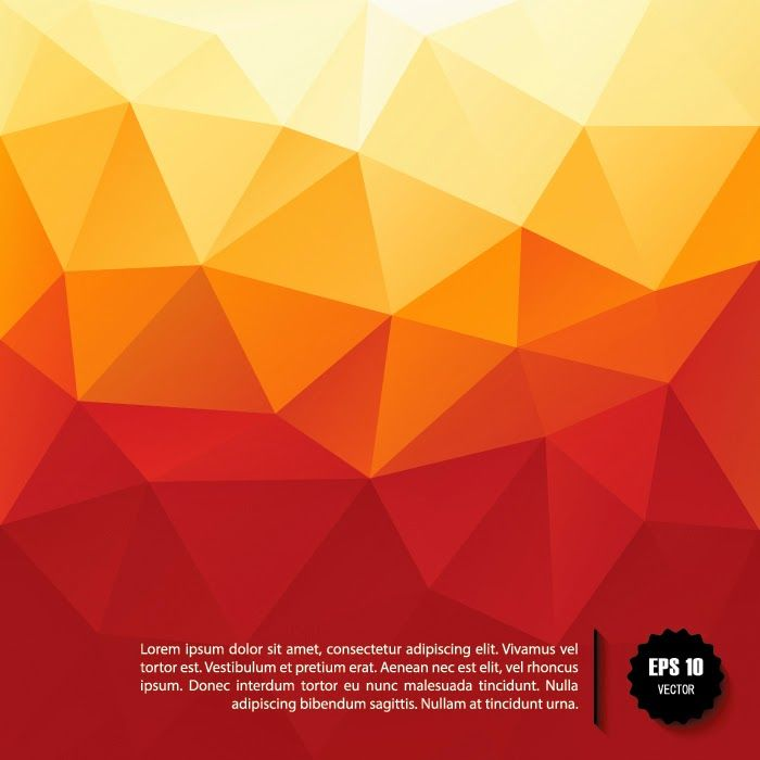 wedding card backgrounds vectors%0A Format   Eps Size       Mb Author   dryopus Once you download Orange  Triangle Geometric