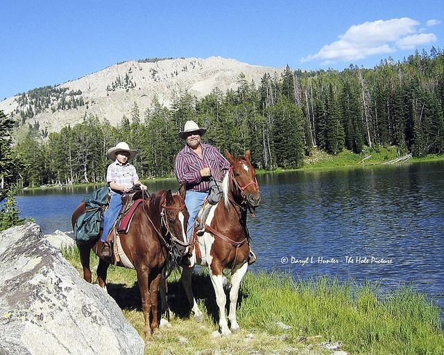 Jackson Hole Trail Ride