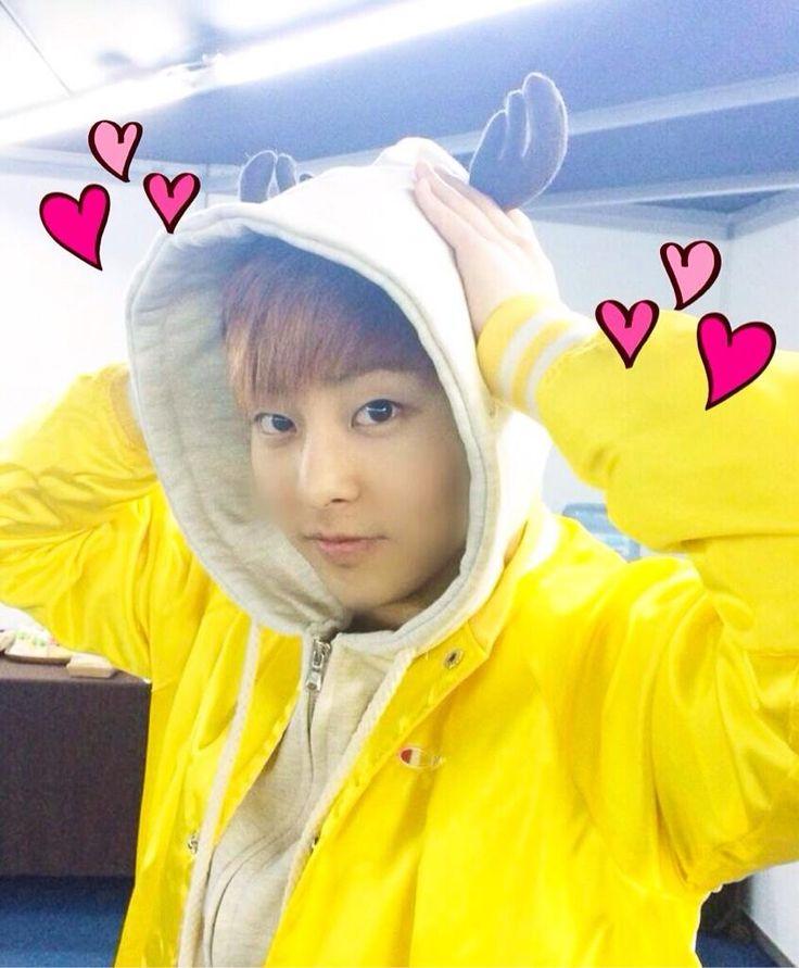 So cute! 귀요미!!!!!! Oops. I spoke in korean! Hehe.....