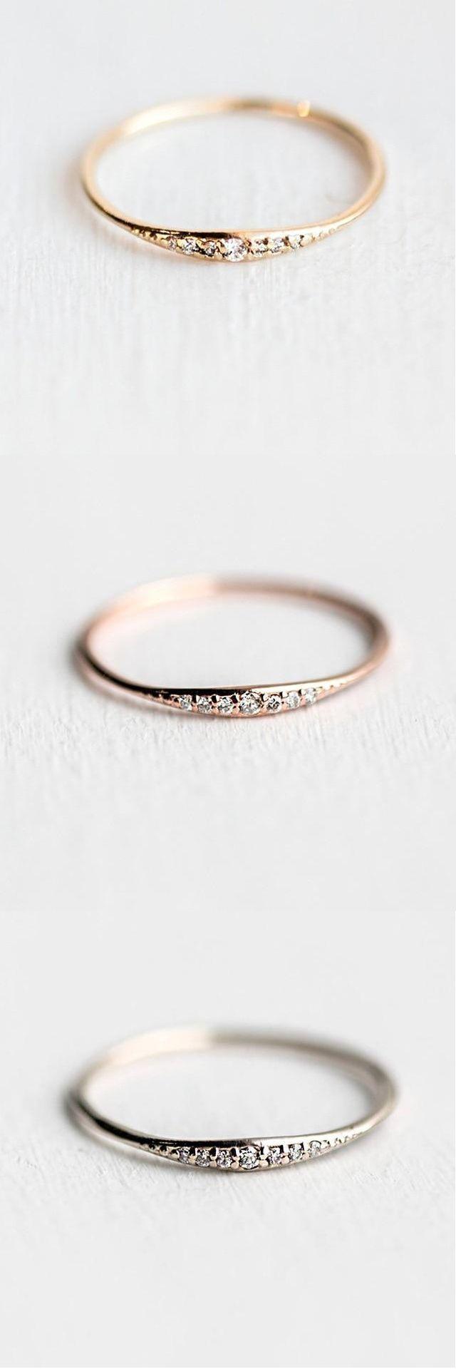 Du brauchst diesen niedlichen Kristallring! #schmuck #ringe #geschenke #hochzeit